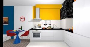 Mieszkanie pokazowe OPTIMA Targówek kuchnia003