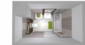 Mieszkanie pokazowe Targówek łazienka001