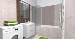 Mieszkanie pokazowe Targówek łazienka004