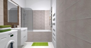 Mieszkanie pokazowe Targówek łazienka005